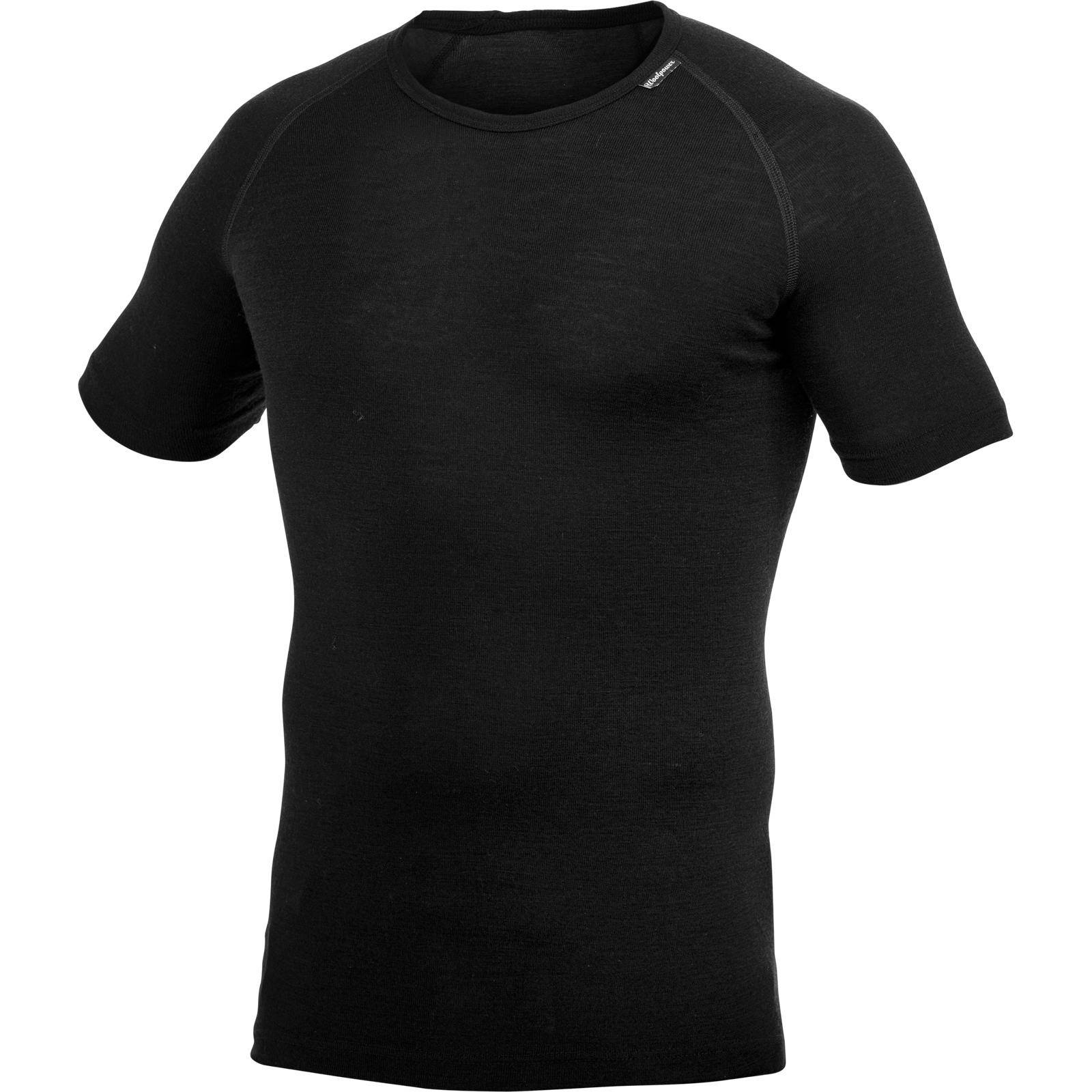 Woolpower T-Shirt Lite black - Bild 1