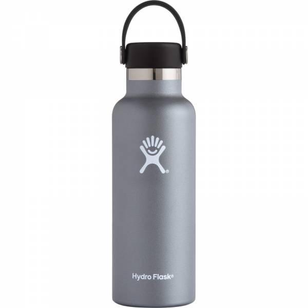 Hydro Flask 18 oz Standard Mouth - Thermoflasche graphite - Bild 3