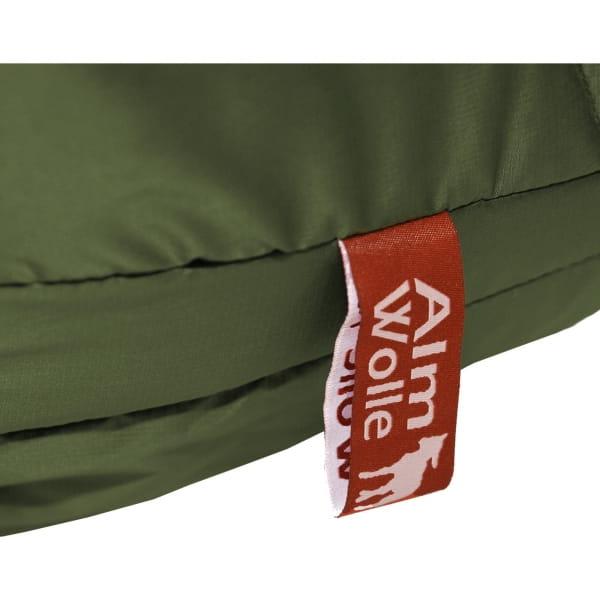 Grüezi Bag Biopod Wolle Survival  - Wollschlafsack greenery - Bild 15