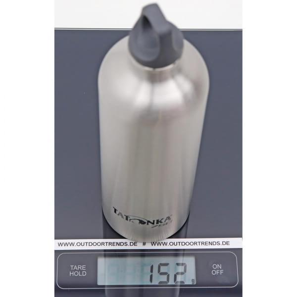 Tatonka Stainless Steel Bottle 0,75 Liter - Trinkflasche - Bild 3