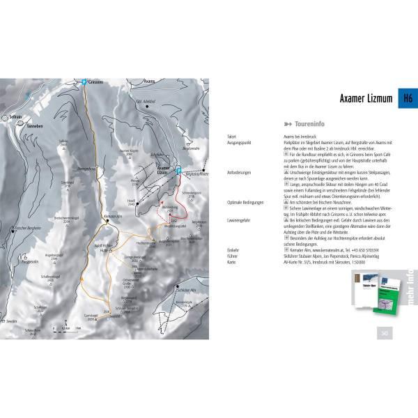 Panico Verlag Best of Skitouren - Band 2 - Bild 4
