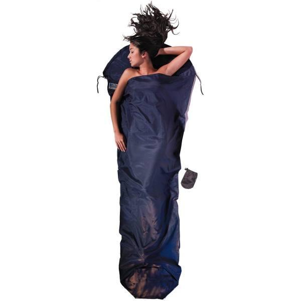 COCOON Silk Cotton MummyLiner - Innen-Schlafsack tuareg - Bild 2
