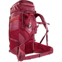 Vorschau: Tatonka Noras 55+10 Women - Trekkingrucksack bordeaux red - Bild 2