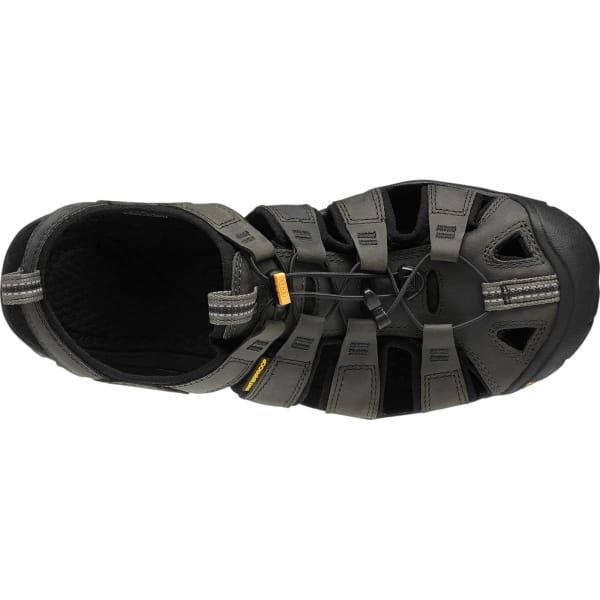 KEEN Men's Clearwater Leather CNX - Sandalen magnet-black - Bild 10