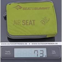 Vorschau: Sea to Summit Air Seat - Sitzkissen olive - Bild 2