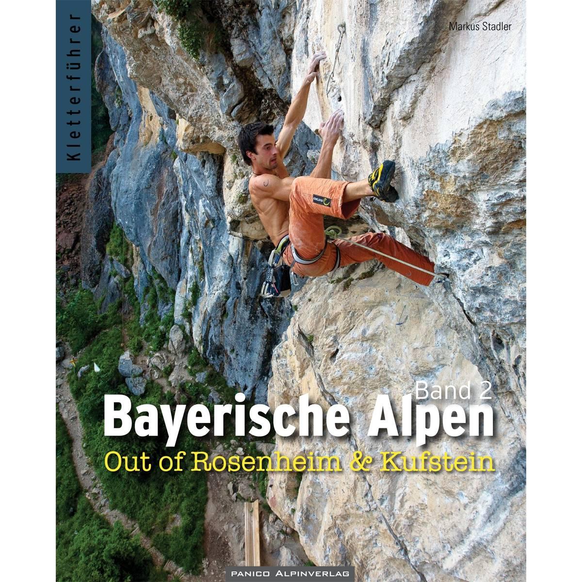 Panico Verlag Bayerische Alpen Band 2 - Kletterführer - Bild 1