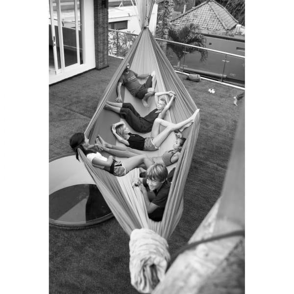 TICKET TO THE MOON Mammock Hammock - Hängematte royal blue-orange - Bild 3