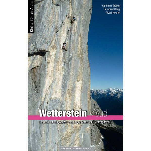 Panico Verlag Wetterstein Süd - Kletterführer - Bild 1