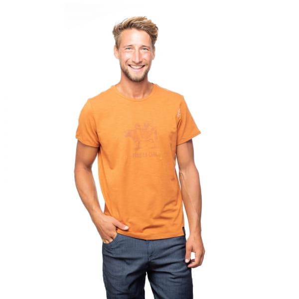 Chillaz Men's Cow - T-Shirt rust - Bild 2
