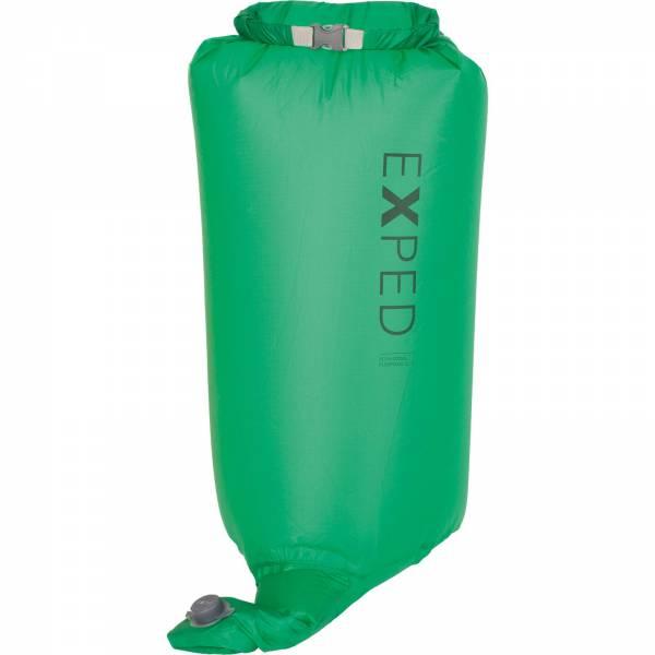 EXPED Schnozzel Pumpbag UL - Pump-Pack-Sack green - Bild 3