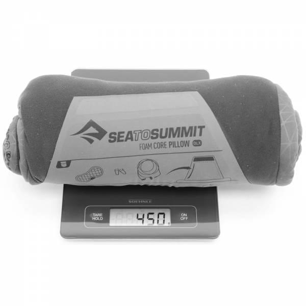 Sea to Summit Foam Core Pillow Deluxe - Kopfkissen - Bild 10