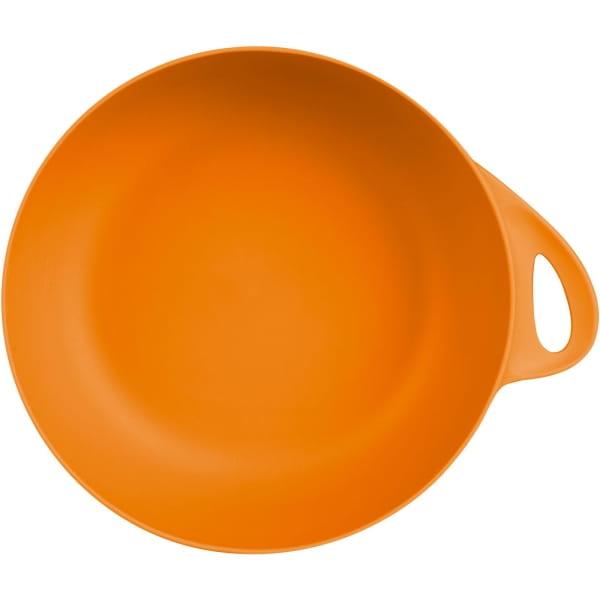 Sea to Summit Delta Bowl & Lid - Schüssel mit Deckel orange - Bild 4
