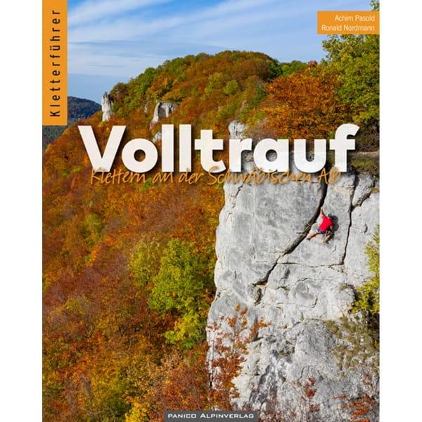Panico Verlag Volltrauf Schwäbische Alb - Kletterführer - Bild 1