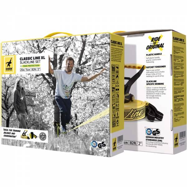 Gibbon Classic Line XL - TreeWear Set - Slackline - Bild 4