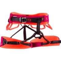 Vorschau: Mammut Comfort Knit Fast Adjust Women's - Klettergurt sundown-safety orange - Bild 1